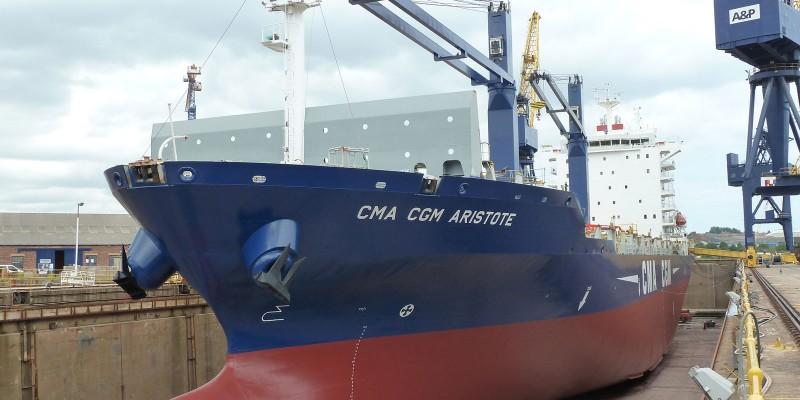 CMA CGM Aristote